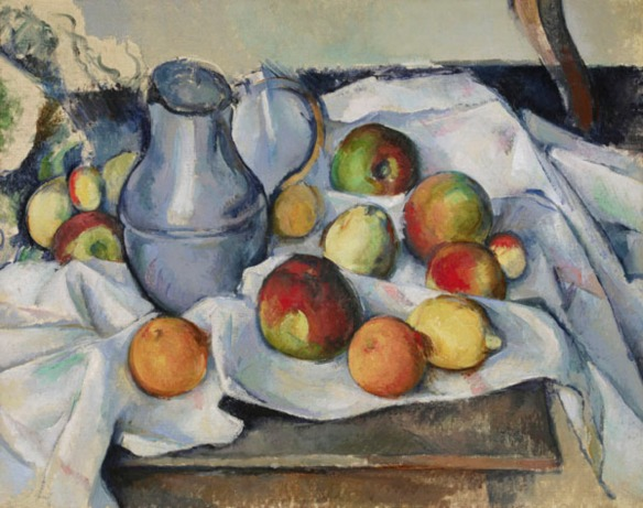 Bouilloire et Fruits (Pitcher and Fruits)
