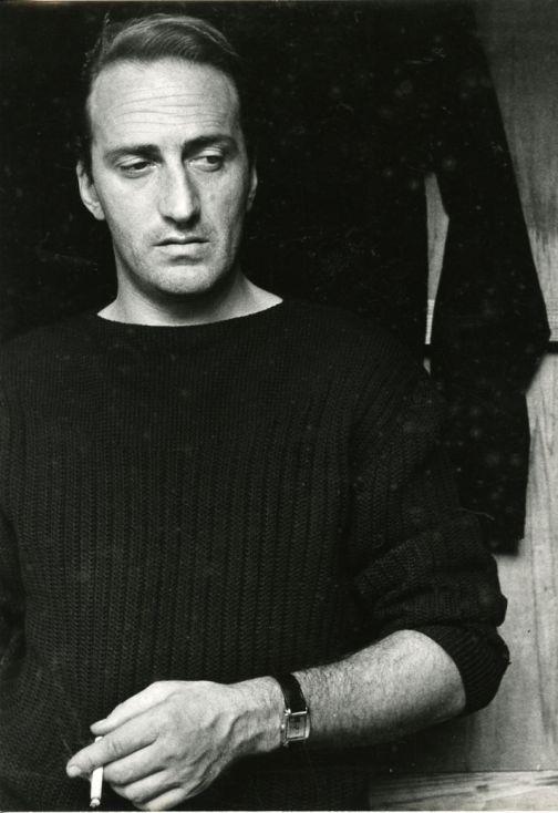 Roberto Crippa in una foto di Paolo Monti